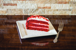Red Velvet Cake - delivery menu