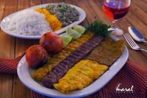 40-1. Maral Special - delivery menu