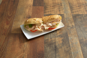 Chicken Breast Sub - delivery menu