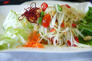 15. Som Tum Thai Salad - delivery menu