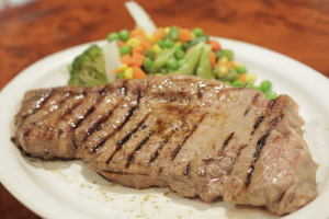 Sirloin Steak - delivery menu