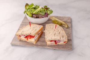 Brie Sandwich - delivery menu