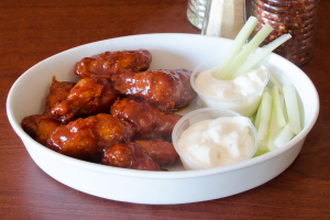 10 Piece Hot Wing - delivery menu