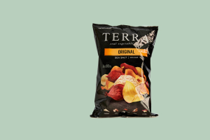 Terra Chips - Original - delivery menu