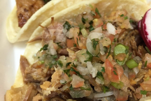 5. Carnitas Taco - delivery menu