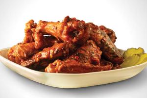6 Piece Wings - delivery menu