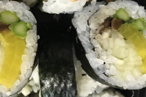 Veggie Roll - delivery menu