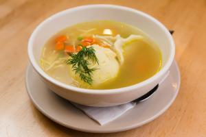 Souper Soup - delivery menu