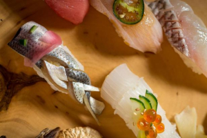 Omakase Sushi Combo - delivery menu