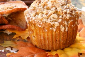 Cinnamon Apple Muffin - delivery menu
