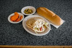 Babaganouj Sandwich - delivery menu