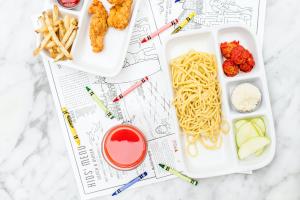 Pasta & Turkey Meatballs - delivery menu
