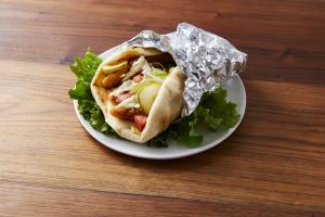 Jimmy's Original Pita - delivery menu