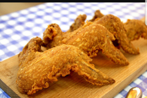 23. Four Pieces Crispy Chicken Wing - delivery menu
