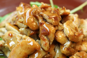 3. Teriyaki Chicken - delivery menu