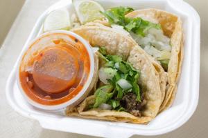 Steak Fajita Taco - delivery menu