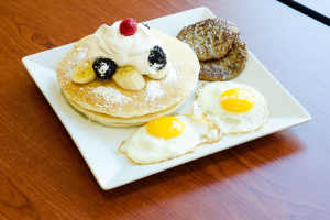 Pancake Platter Breakfast - delivery menu