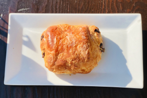 Chocolate croissant - delivery menu