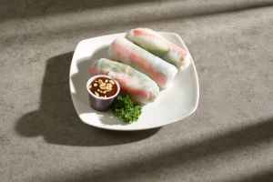 Fresh Basil Roll - delivery menu