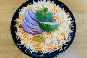 Hyderbadi Vegetable Dum Biryani - delivery menu