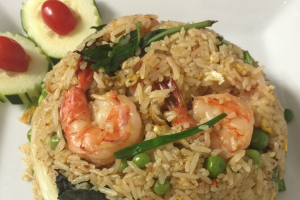 36. Green Curry Fried Rice - delivery menu
