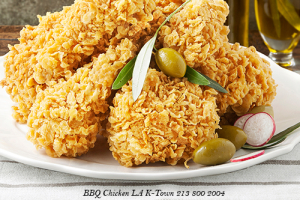 Original Crispy Chicken 프라이드치킨 - delivery menu
