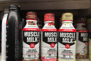 14 oz. Muscle Milk - delivery menu