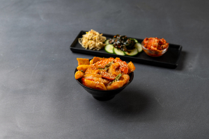 Spicy Rice Cakes - delivery menu