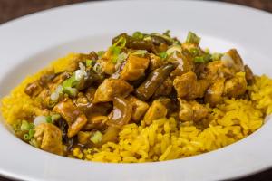 Irish Chicken Curry - delivery menu