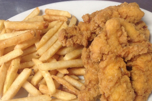 6. Chicken Tenders - delivery menu