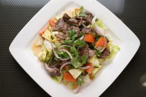 21. Beef Salad - delivery menu