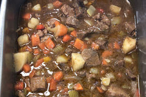 Beef Stew - delivery menu