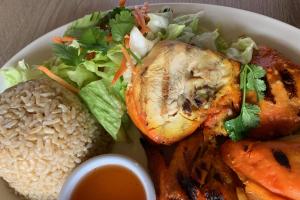 Thai BBQ Chicken Lunch Special - delivery menu