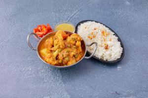 Aloo Muter Gobi Ala Carte - delivery menu