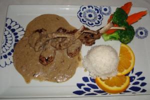 Lamb Au Siam - delivery menu