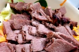 Chef Salad with Beef Brisket - delivery menu