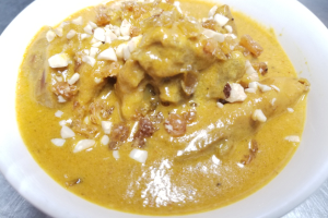 Chicken Shahi Korma - delivery menu