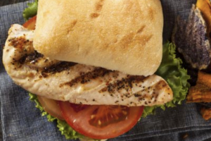 Deluxe Everroast Chicken Sandwich - delivery menu