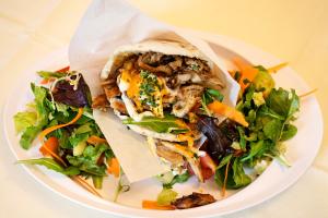 Chicken Shawarma Pita - delivery menu