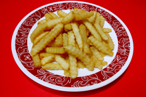 7. French Fries - delivery menu