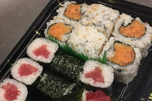 Tuna Combo - delivery menu