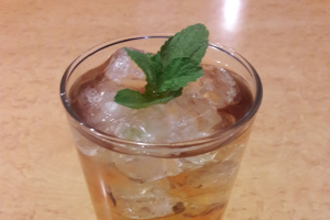 Iced Mint Tea - delivery menu