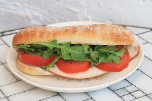 Mozzarella Sandwich - delivery menu