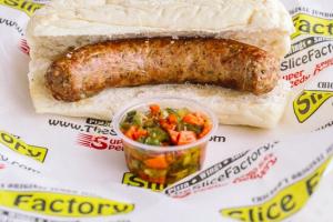 Italian Sausage Sandwich - delivery menu