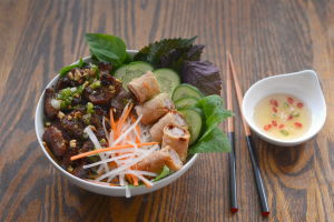 B1. Bun Thit Heo Nuong - delivery menu