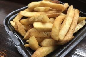 Greek Fries - delivery menu