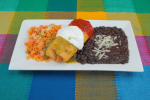 Chimichanga Specialty - delivery menu