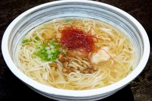 Inaniwa Udon - delivery menu