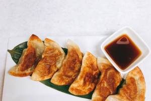 Fried Pork Dumplings - delivery menu