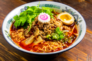Chili Chicken Ramen - delivery menu
